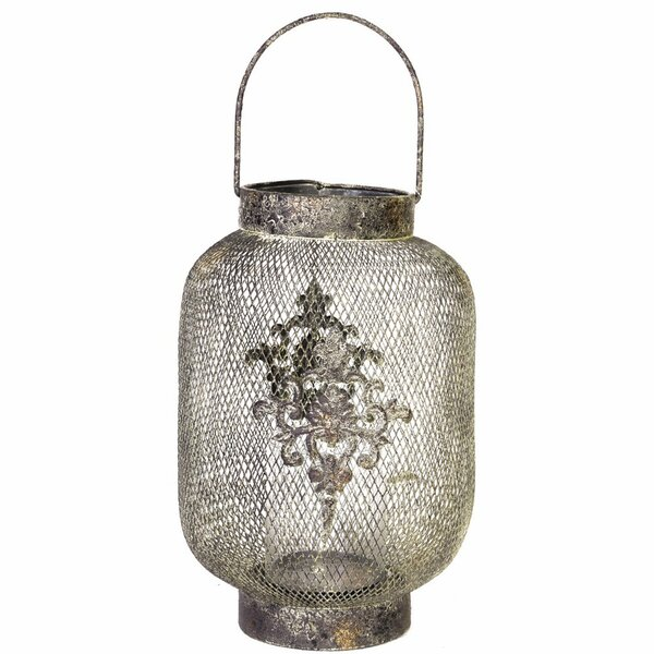 Mesh Netted Hanging Candle Lantern by Ophelia & Co.