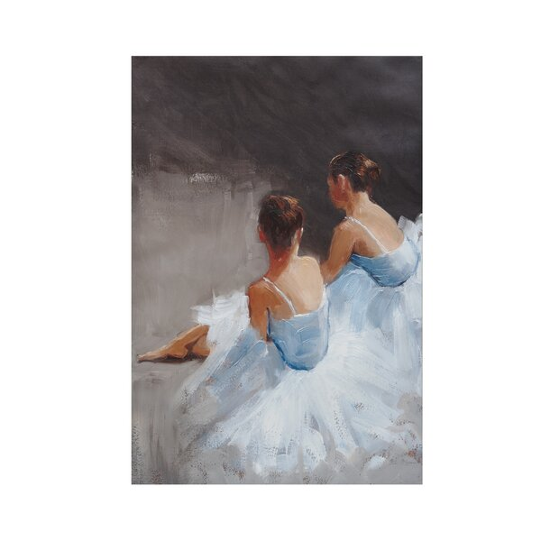 Dance with Me Painting Print by Ophelia & Co.