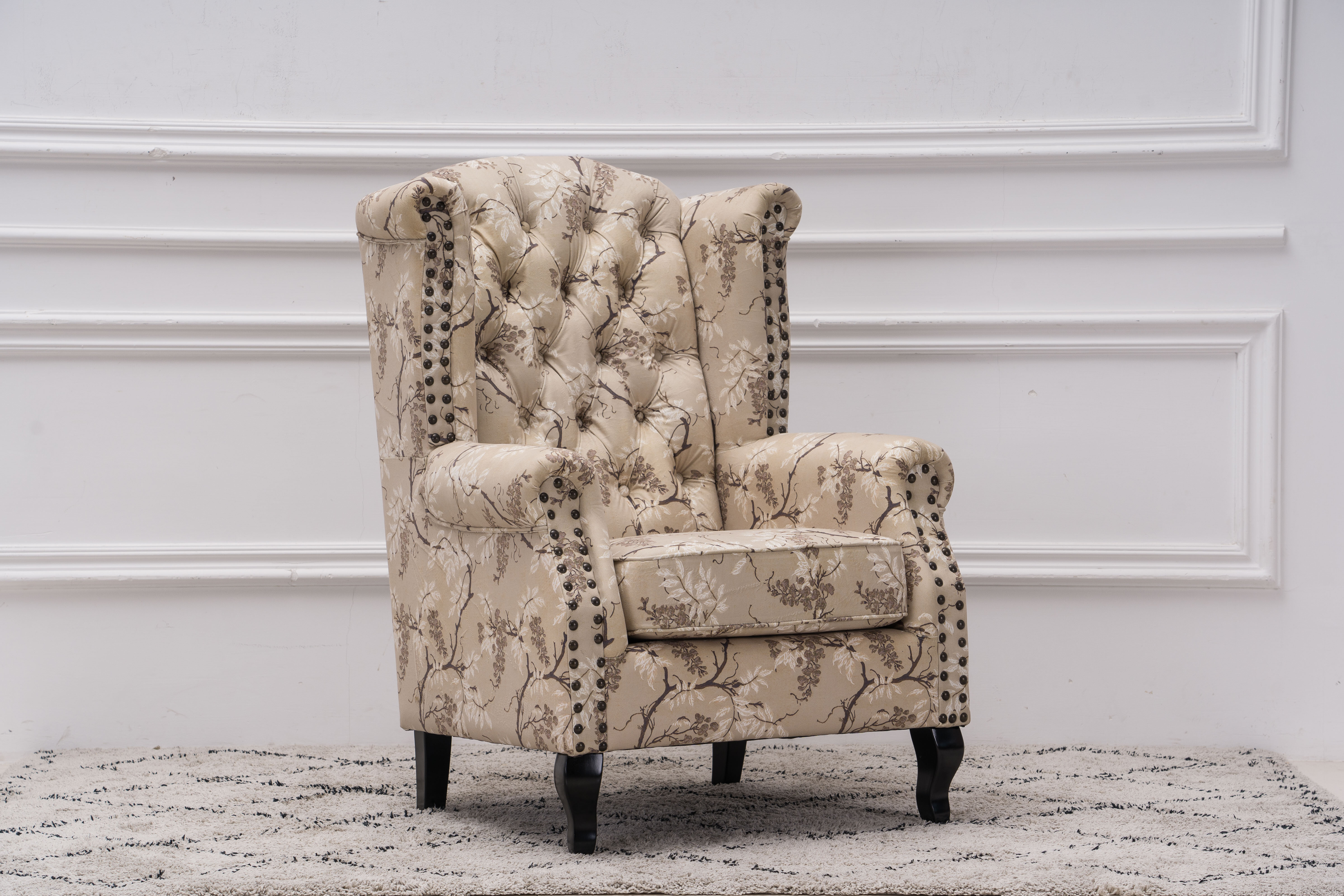 Mcelroy Wingback Chair