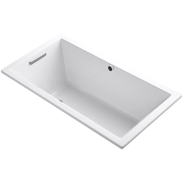 Underscore 60 x 32 Soaking Bathtub by Kohler