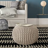 Kurth Mercury Row 16 Rope Pouf by Mercury Row