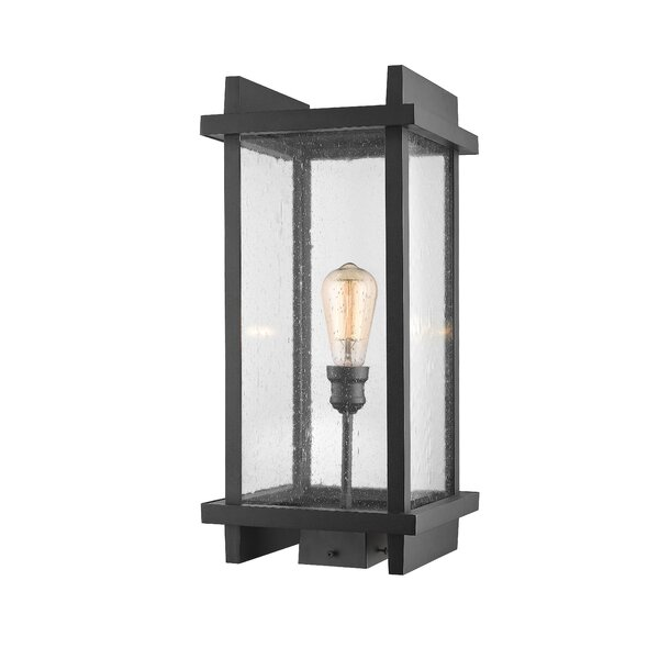 Beeching Outdoor 1-Light 21.88 Lantern Head by Ivy Bronx