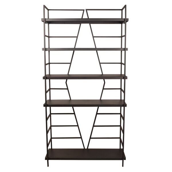 Diamond Etagere Bookcase by Empirica Furniture