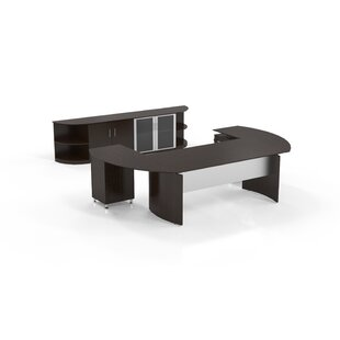 Medina Series Desk Office Suite by Mayline Group Office Furniture