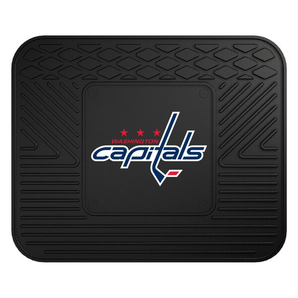 NHL - Washington Capitals Kitchen Mat by FANMATS