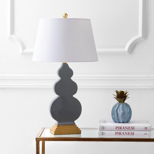 Hersom Ceramic/Resin 29 Table Lamp by Mercer41