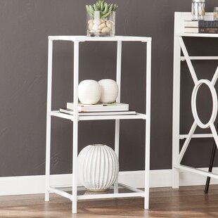 Orenstein 3-Tier Etagere Bookcase Ebern Designs