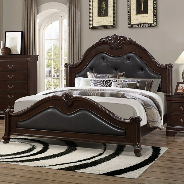 Jolliff Upholstered Standard Bed by Astoria Grand