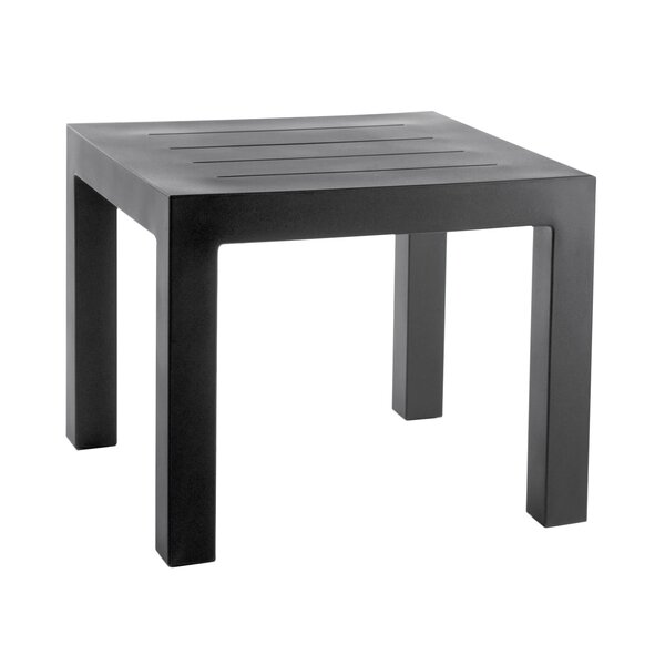 Jut Plastic Dining Table by Vondom