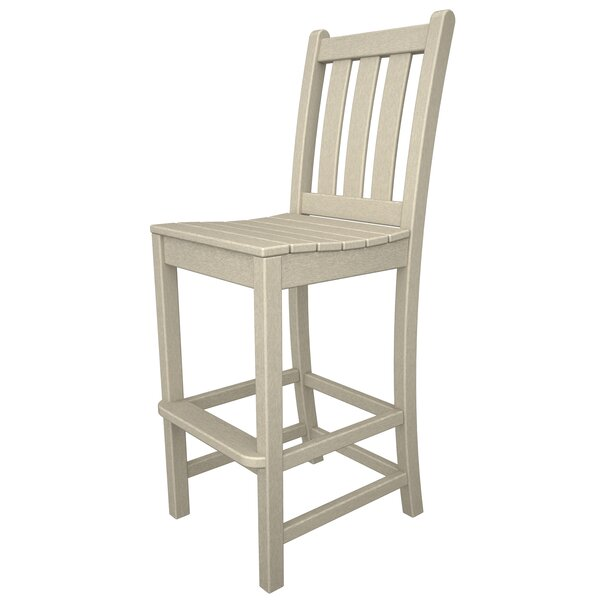 Traditional 30 Patio Bar Stool by POLYWOOD®