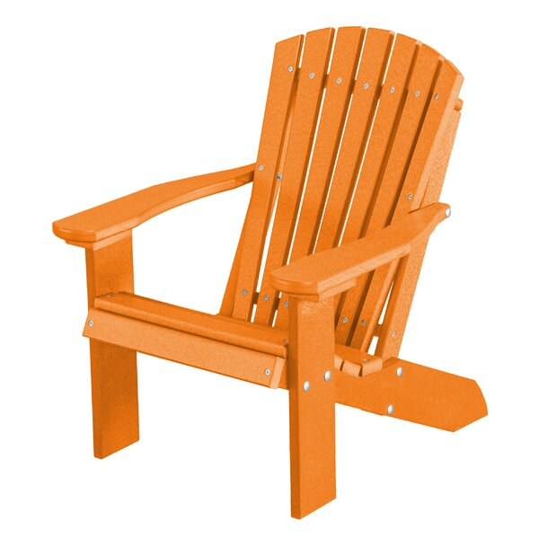Patricia Child's Plastic/Resin Adirondack Chair by Rosecliff Heights Rosecliff Heights
