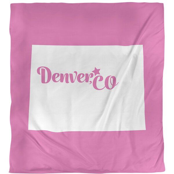 Colorado Single Duvet Cover