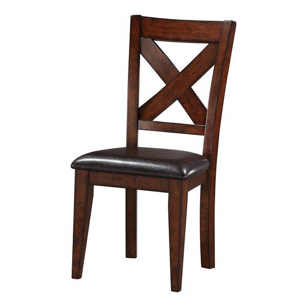 Corvallis Solid Wood Dining Chair (Set Of 2) By Loon Peak