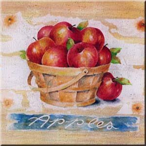 Tuftop Apple Basket Trivet by McGowan