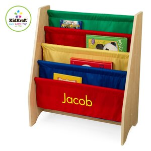 Personalized Primary Sling Book Display