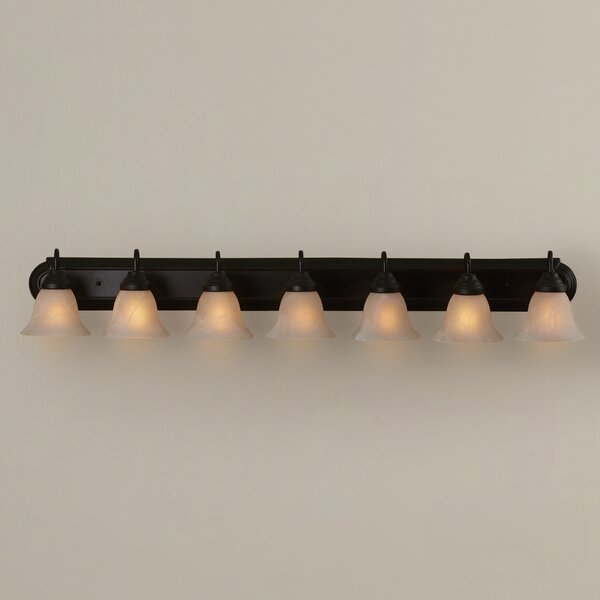 Beveridge 7-Light Vanity Light by Three Posts