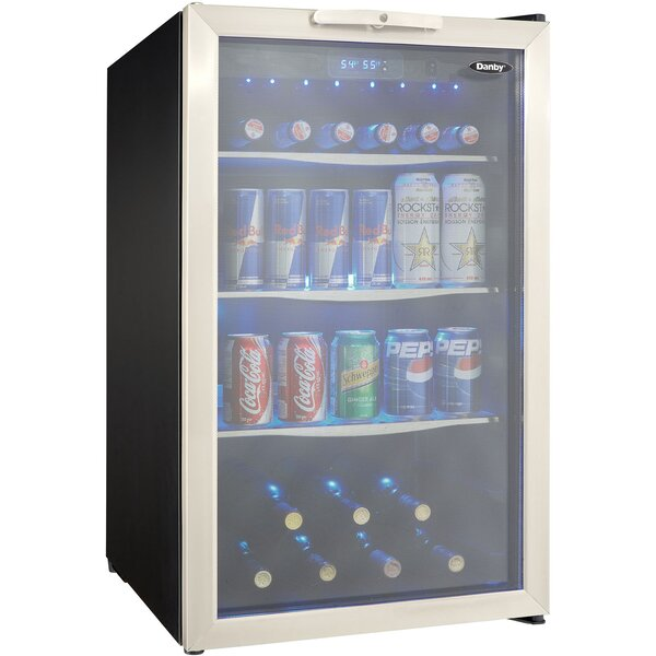 4.3 cu. ft. Beverage center by Danby