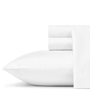 Shop Solid Sheet 200 Thread Count 100% Cotton Sheet Set By Nautica