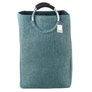 Bargain Premium Portable Laundry Hamper ByWinston Porter