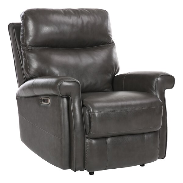 Monroy Power Wall Hugger Recliner [Red Barrel Studio]