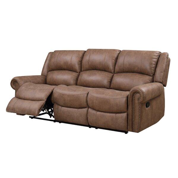 Shortt Reclining Sofa By Red Barrel Studio