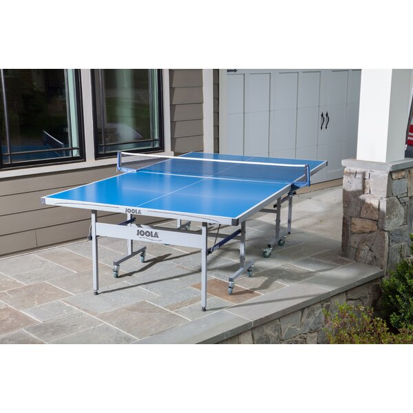 Rapid Playback Outdoor Table Tennis Table by Joola