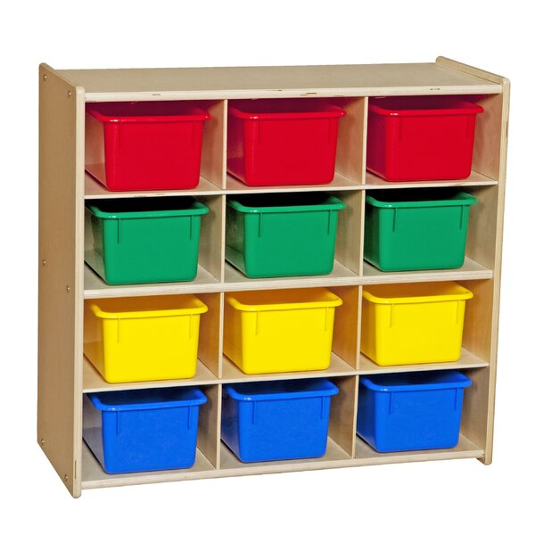 Clarendon Baltic 12 Compartment Cubby By Symple Stuff.