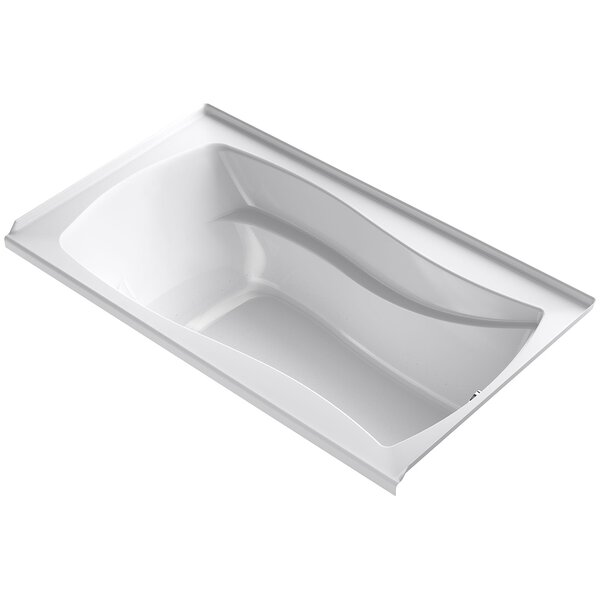 Mariposa 66 x 36 Air Bathtub by Kohler