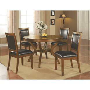 Leigh Woods 5 Piece Dining Set By Alcott Hill