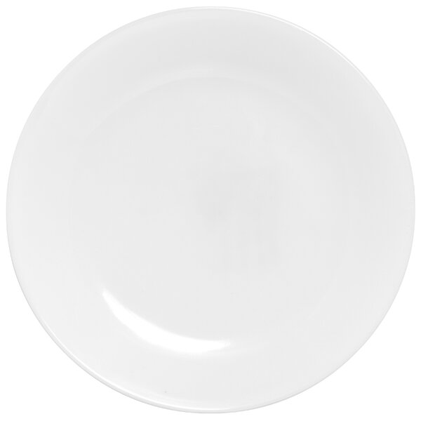 Livingware Winter Frost 8.5 Salad or Dessert Plate (Set of 6) by Corelle