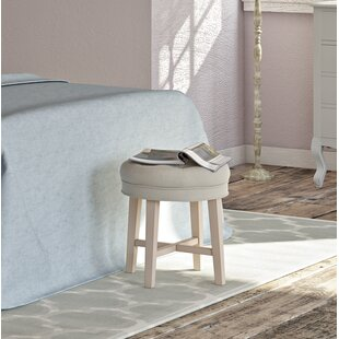 Kautz Vanity Stool by Ophelia & Co.