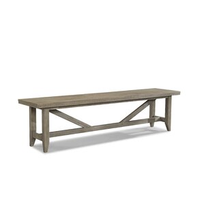 Moen Wood Bench by Union Rustic