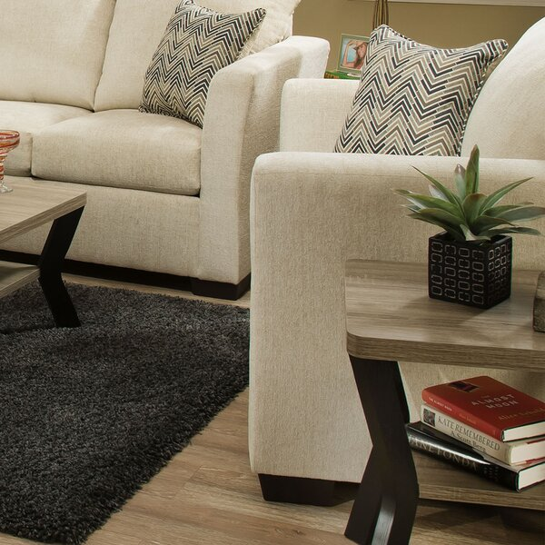 Simmons Upholstery Peashrub Armchair By Winston Porter
