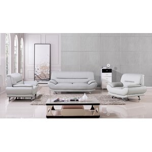 Mason 3 Piece Living Room Set