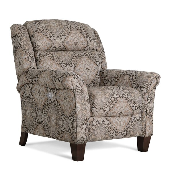 Pow Wow Hi-Leg Recliner by Southern Motion