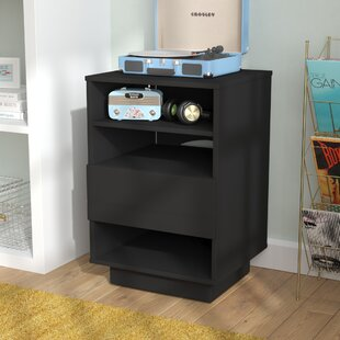 Remmers 1 Drawer Audio Cabinet by Latitude Run