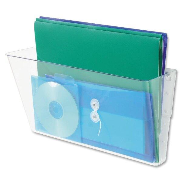 Letter Single Unit Wall Pocket by Deflect-O Corporation