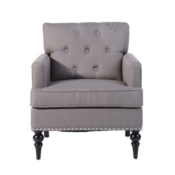 Mccully Armchair by Charlton Home