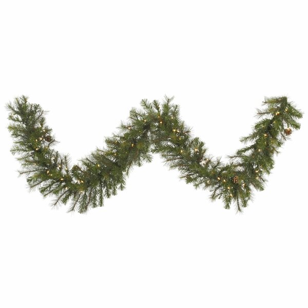 Modesto Pine Garland by The Holiday Aisle