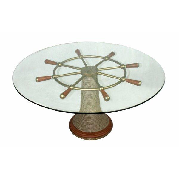 Solomon Coffee Table by Longshore Tides