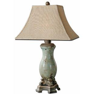 Comparison Ulloa 31.5 Table Lamp By World Menagerie