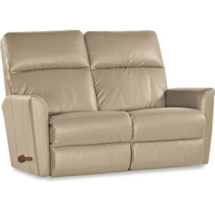 Rowan Leather Reclining Loveseat La Z Boy