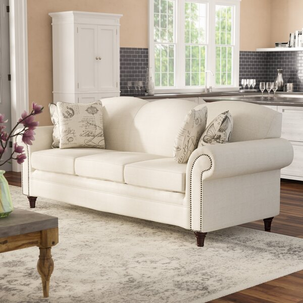 Perfect Priced Axelle Sofa by Lark Manor by Lark Manor