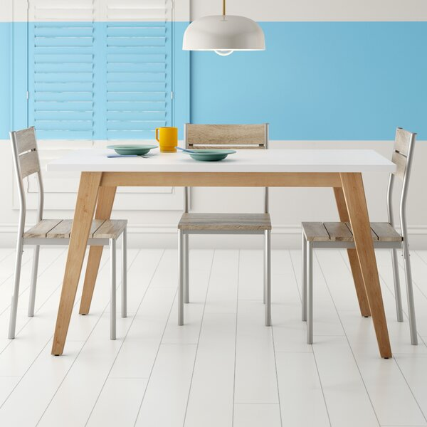 Enedina Dining Table by Hashtag Home