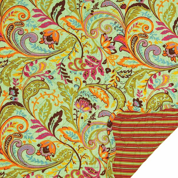 Marla Cotton Throw Blanket by Great Finds