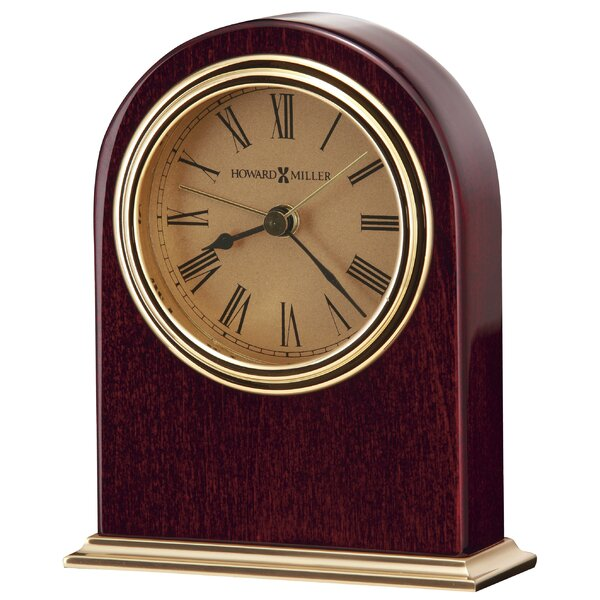 Parnell Alarm Clock by Howard Miller®