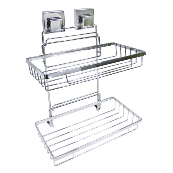 Smartloc Double Shower Caddy by Ginsey