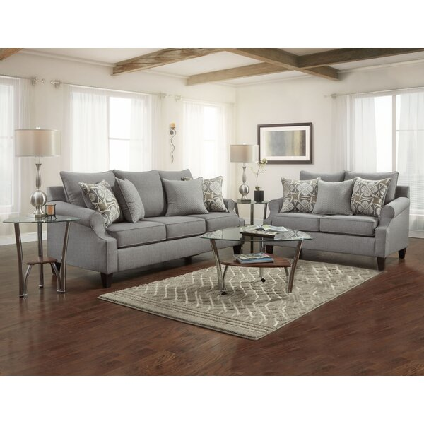 Jaeden Configurable 2 Piece Living Room Set by Latitude Run