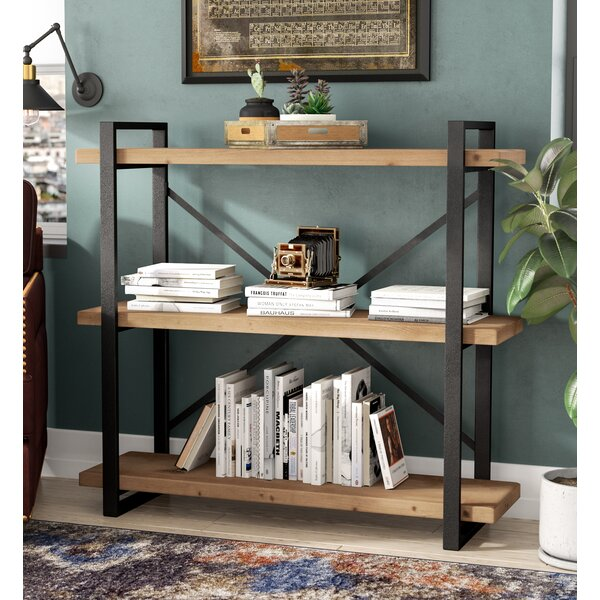 Svante Etagere Bookcase by 17 Stories