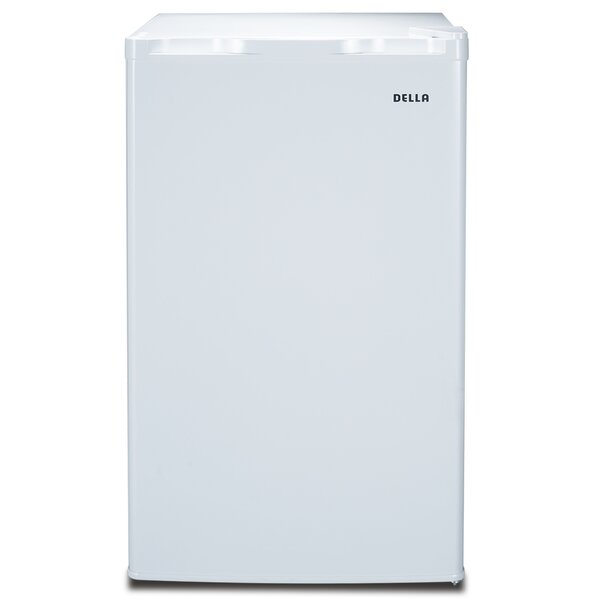 3.2 cu. ft. Compact Refrigerator with Freezer by Della